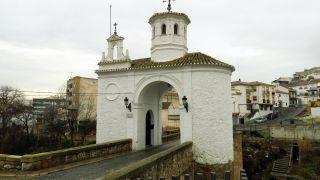 Puente sobre el río Cubillas, Pinos Puente