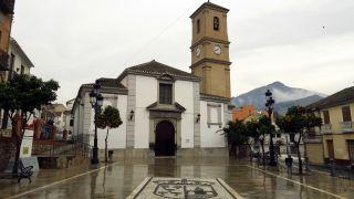 Iglesia de la Virgen de la Consolación, Pinos Puente