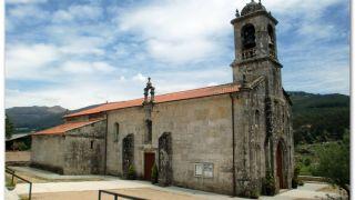 Iglesia de Santa Baia de Mos
