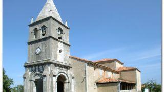 Iglesia de San Pedro, Pría