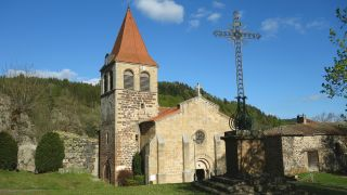 Iglesia de Saint-Privat-d'Allier