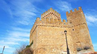 Castello di Proceno, ahora un hotel de lujo