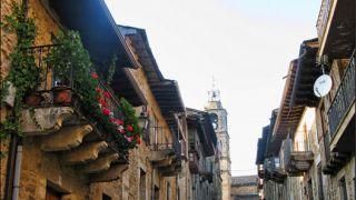 Calle de la Rúa, Puebla de Sanabria