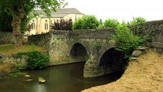 Puente de Piedra de Bruges
