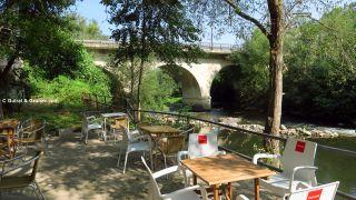 Puente nuevo sobre el río Cabrera, Puente de Domingo Flórez
