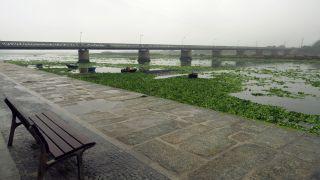 Puente sobre el río Cávado en Fão