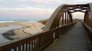 Puente sobre el río Onda, Labruge