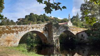 Puente de Vilanova, Allariz