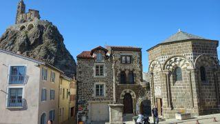 Vista desde Saint-Michel-d'Aiguilhe, Le Puy