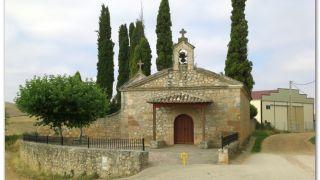 Ermita de Nuestra Señora del Monasterio, Rabé de las Calzadas