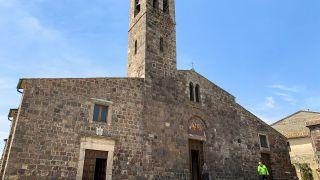 Iglesia de San Pietro, Radicofani