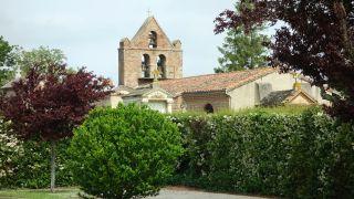 Iglesia de Saint Lizier, Rebigue