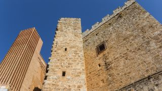 Torres del Castillo de Requena