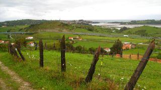 Ría de San Vicente desde La Acebosa