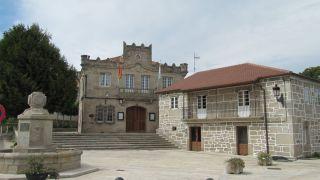 Plaza del Ayuntamiento de Rodeiro