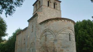 Ermita de Nuestra Señora del Valle, Monasterio de Rodilla