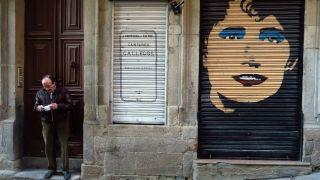 Presencia de Rosalía de Castro en el casco viejo de Vigo