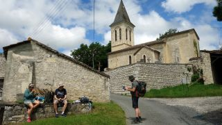 Iglesia de Rouillac