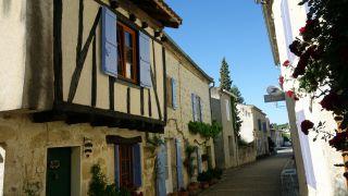 Calle principal de Saint-Antoine-de-Pont-d'Arratz