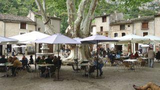 Place de la Liberté, Saint-Guilhem-le-Désert
