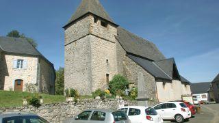 Iglesia Saint-Sylvestre, Sainte-Colome
