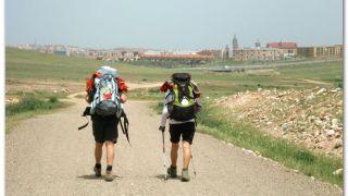 De camino a Salamanca
