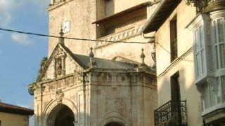 Iglesia de San Juan, Salvatierra