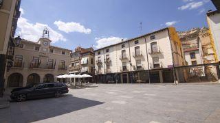Plaza Mayor de San Esteban de Gormaz