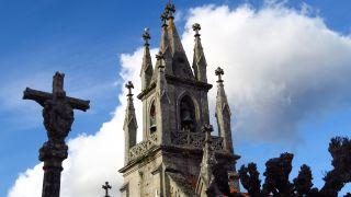 Iglesia de San Marcos, Corcubión