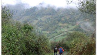 De camino a San Miguel del Río