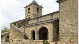 Iglesia de la Transfiguración del Señor, San Salvador de Palazuelo