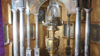 Reliquia del Monasterio de La Santa Espina