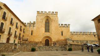 Iglesia del Monasterio de Santes Creus