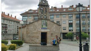 Capilla de Santa María Magdalena, O Milladoiro