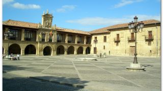 Plaza Mayor, Santo Domingo de la Calzada