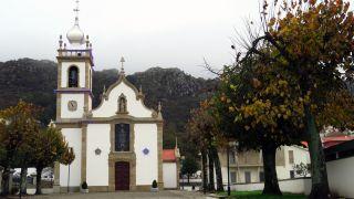 Iglesia de São Pedro en Belinho
