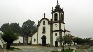 Iglesia de São Tiago en Castelo do Neiva