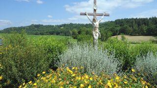 Crucificado en Sauvelade