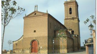 Iglesia de Santa María del Romeral, Selgua