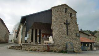Iglesia de Les Sétoux