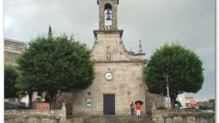 Iglesia de Santa Baia, Silleda