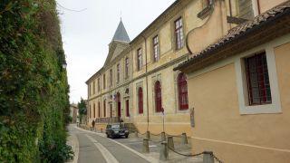 Abadía-Escuela-Hotel, Sorèze