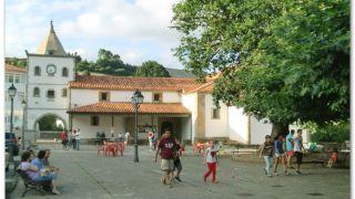 Iglesia de Santa María, Soto de Luiña