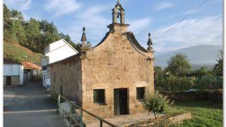 Iglesia de Soutelo Verde