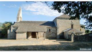 Iglesia de Santiago, cerca de Terroso