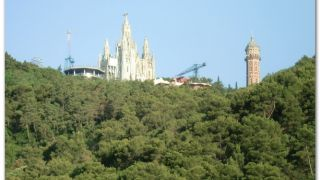 El Tibidabo