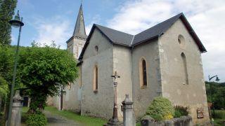 Iglesia de Tibiran-Jaunac
