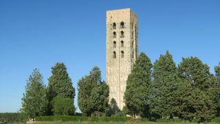 Torre de San Nicolás en Coca