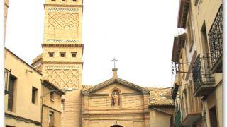 Iglesia de San Andrés, Torres de Berrellén