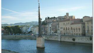Monumento franquista a los caidos en la Batalla del Ebro, Tortosa